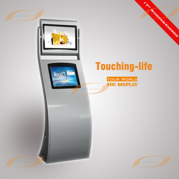 19inch interactive touch screen kiosk