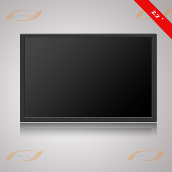 22 inch Professional CCTV LCD Monitor