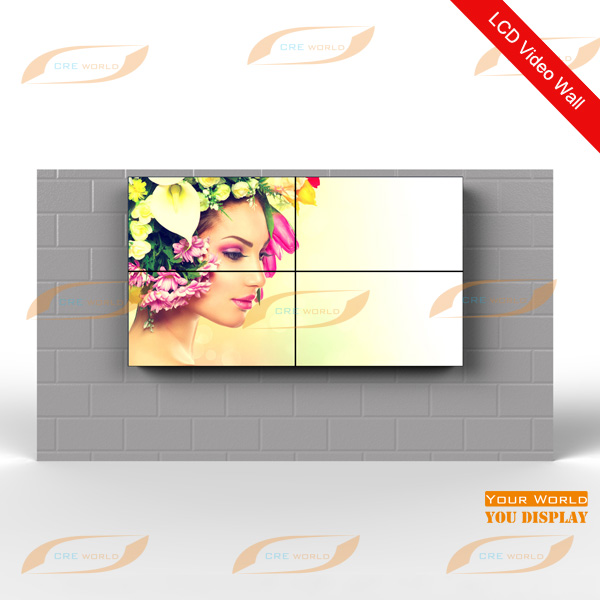 49 inch 3.5mm LCD Video Wall(LG)