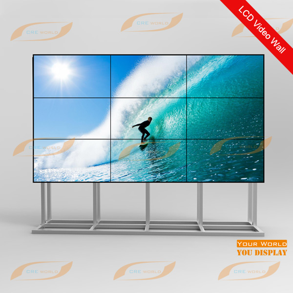 55 inch 1.8mm LCD Video Wall(SAMSUNG)
